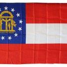 Georgia - 3'X5' Polyester Flag