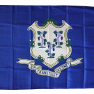 Connecticut - 3'X5' Polyester Flag