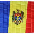 Moldova - 3'X5' Polyester Flag