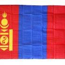 Mongolia - 3'X5' Polyester Flag