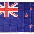 New Zealand - 3'X5' Polyester Flag