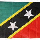 St. Kitts and Nevis - 3'X5' Polyester Flag