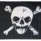 Jolly Roger - 3'X5' Polyester Flag