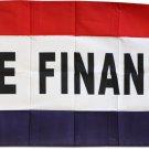 We Finance - 3'X5' Polyester Flag