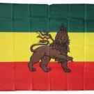 Ethiopia - 3'X5' Polyester Flag (Lion)