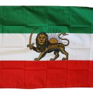 Iran - 3'X5' Polyester Flag (Lion)