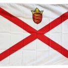 Jersey - 3'X5' Polyester Flag