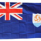 Anguilla - 3'X5' Polyester Flag