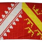 Alsace - 3'X5' Polyester Flag