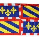 Burgundy - 3'X5' Polyester Flag