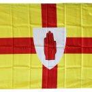 Ulster (Irish Province) - 3'X5' Polyester Flag