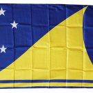 Tokelau - 3'X5' Polyester Flag
