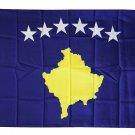 Kosovo (Kosova) - 3'X5' Polyester Flag