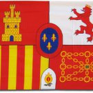 Spain - 3'X5' Historic Polyester Flag (Shield of Spain)