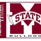 Mississippi State - 3' x 5' Polyester Flag