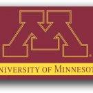 University of Minnesota - 3' x 5' NCAA Polyester Flag