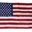 USA - 2'x3' Cotton Flag