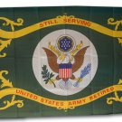 Army Retired - 3'x5' Polyester Flag
