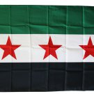 Syria - 3'X5' Polyester Flag (Syrian National Council)