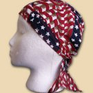 Wavy American Headwrap