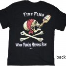 Time Flies Cotton T-Shirt (M)