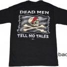 Dead Men Tell No Tales Cotton T-Shirt (XXL)