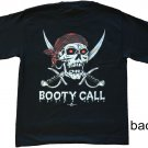 Booty Call Cotton T-Shirt (L)