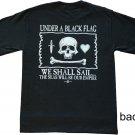 Under A Black Flag Cotton T-Shirt (S)