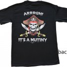 It's A Mutiny Cotton T-Shirt (XL)