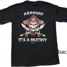 It's A Mutiny Cotton T-Shirt (XL)