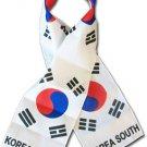 South Korea Scarf