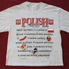 Poland Definition T-Shirt (M)