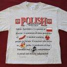 Poland Definition T-Shirt (L)