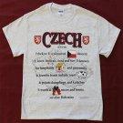 Czech Republic Definition T-Shirt (S)