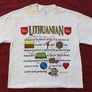 Lithuania Definition T-Shirt (XXL)