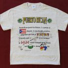 Puerto Rico Definition T-Shirt (XL)