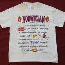 Norway Definition T-Shirt (XL)