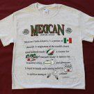 Mexico Definition T-Shirt (L)
