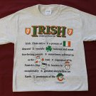 Ireland Definition T-Shirt (XXL)