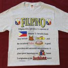 Philippines Definition T-Shirt (L)