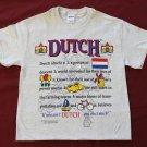 Netherlands Definition T-Shirt (XXL)