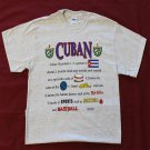 Cuba Definition T-Shirt (S)