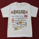 United Kingdom Definition T-Shirt (S)