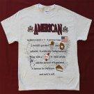 USA Definition T-Shirt (M)
