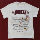 USA Definition T-Shirt (XL)