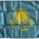 "Kazakhstan - 12""""X18"""" Nylon Flag"