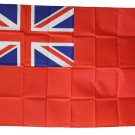 United Kingdom Red Ensign (current) - 3'X5' Polyester Flag