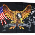 POW-MIA - 3'X5' Polyester Flag (Some Gave All)