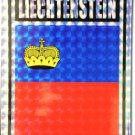 Liechtenstein Reflective Decal