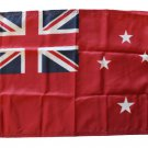 "New Zealand - 12""""X18"""" Nylon Flag (Red Ensign)"
